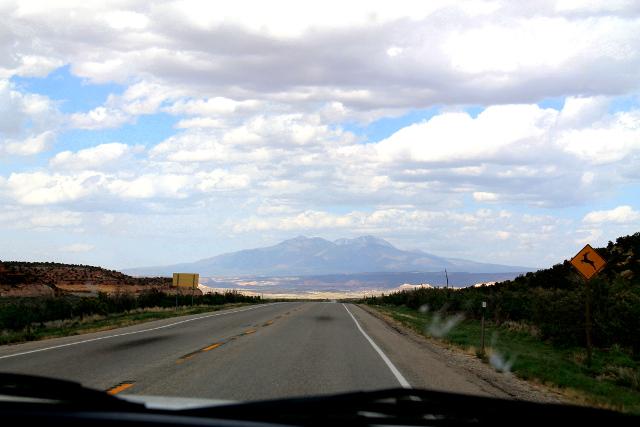 Utahin maisemaa.