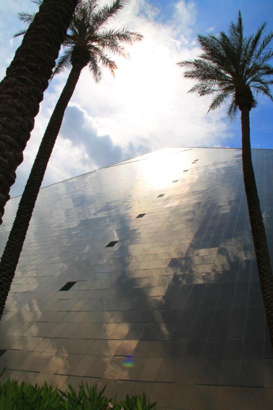 Las Vegasin pyramidi.