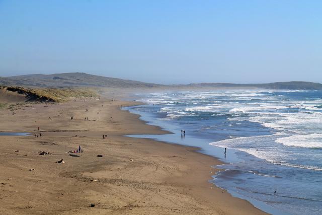 meren ranta kalifornia