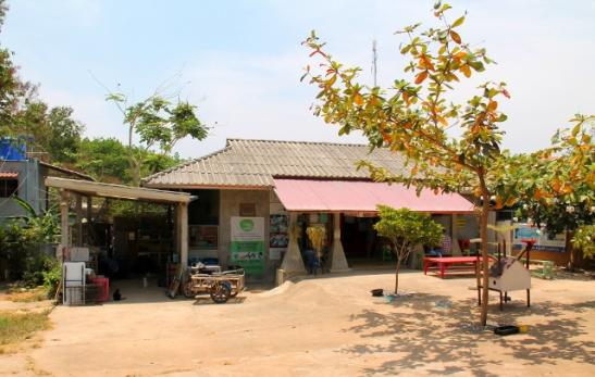 Suurimman osan ajastani vietin täällä Lanta Animal Welfaren keskuksella.
