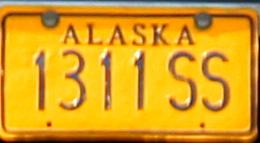 Alaskan yksinkertainen rekkari.