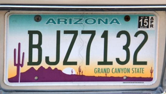 Arizonan kiva rekkari.