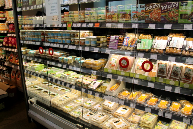 Veganzin juustoja yms.
