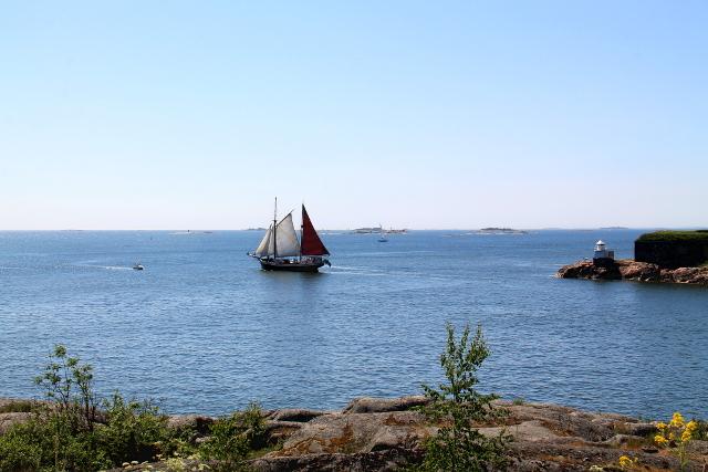 laiva kustaanmiekalla