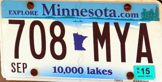Kai Minnesotan kymmenentuhatta järveä olisi voinut tuoda esiin visuaalisemminkin.