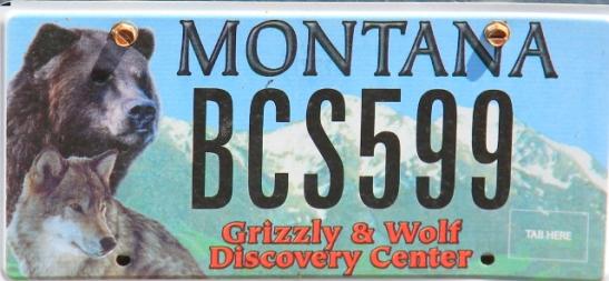 Montanan maisemarekkari 2.