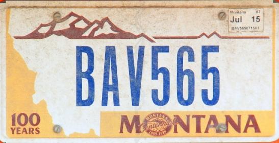 Montanan old school rekkari.