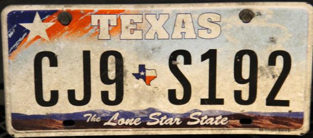 Texasin klassista texsastyyliä.