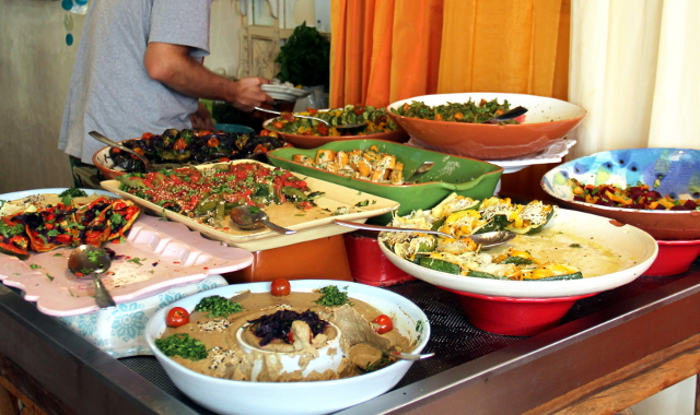 House of Wondersin buffet.
