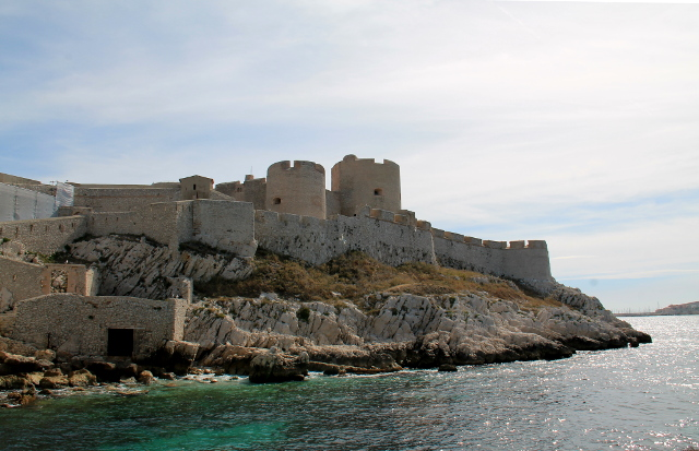 Chateau d´If.