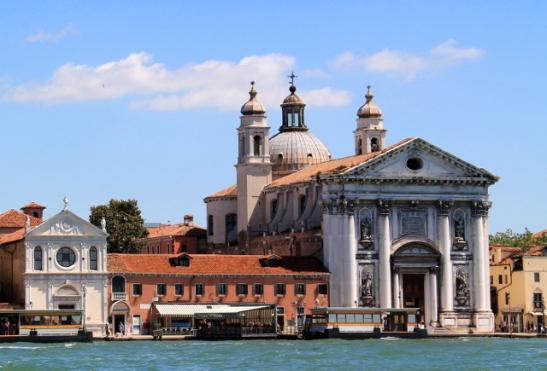 ensimmäisiä venetsian maisemia