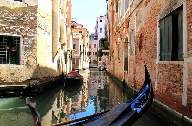kanava Venetsiassa