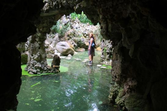 lago da cascata