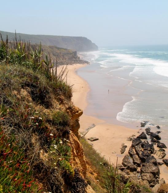 Näkymä Praia Granden suuntaan.