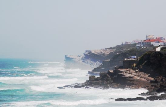 portugalin rannikkoa