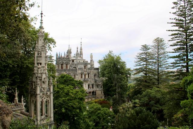 Quinta da Regaleiran linna.
