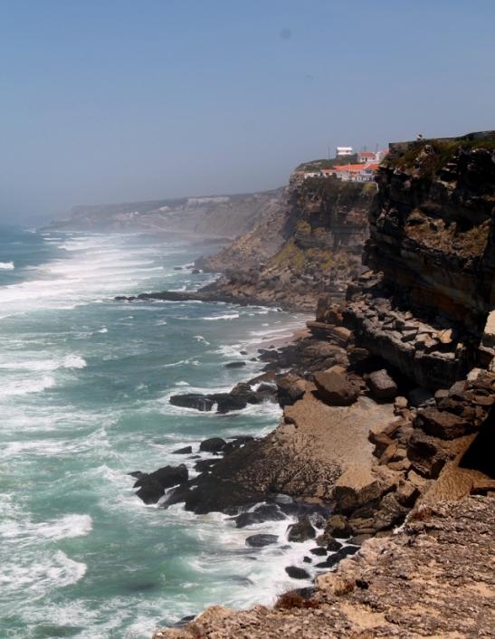 rantaa praia das macasilta pohjoiseen