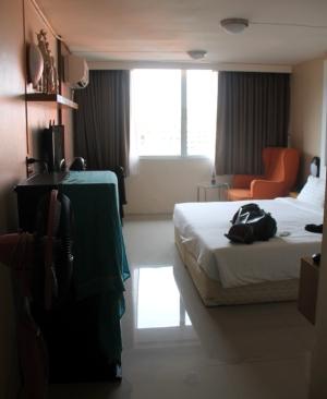 Huoneeni R1:ssä.