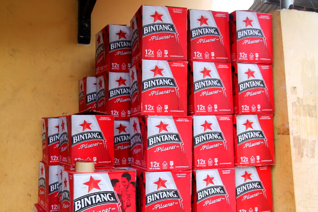 Bintang on indonesialainen olut.