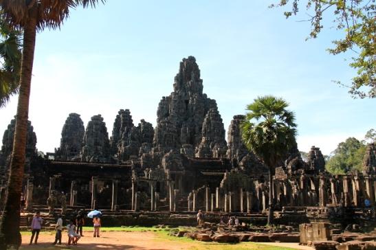 Bayonin temppeli.