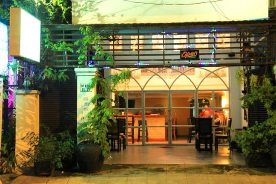 May Kaidee´sin avaama uusi Phnom Penhin ravintola.
