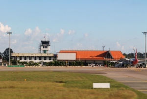 Siem Reapin lentokenttä.