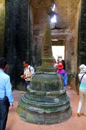 stupa-temppelin-sisalla