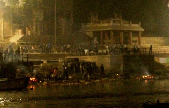 Harishchandra ghat.