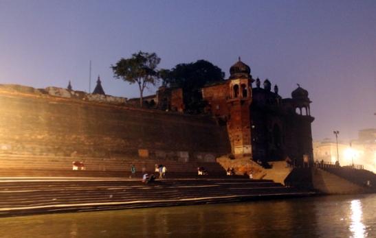 Prabhu ghat ja Chet Singh Ghatin palatsi.