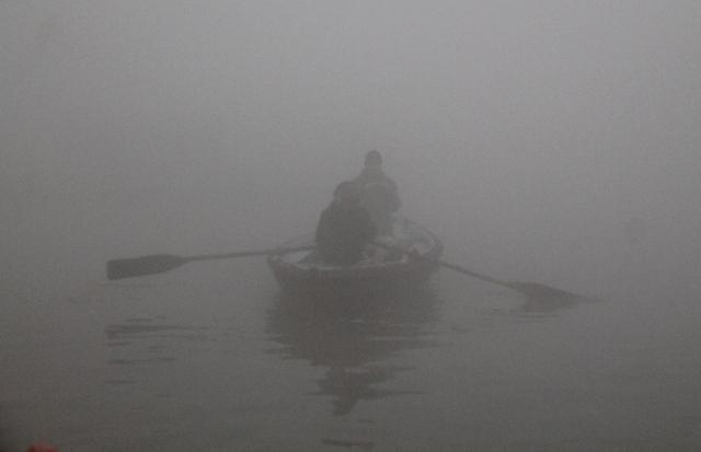 Vene Gangesin udussa.